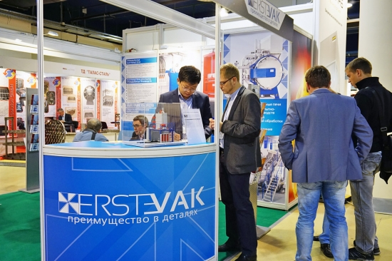 Erstvac, vacuum and thermal equipment (Russia)