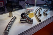 Vacuum valves HTC, the stand of Amasac Techno (Russia)