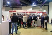 Visitors of the 10-th exhibition